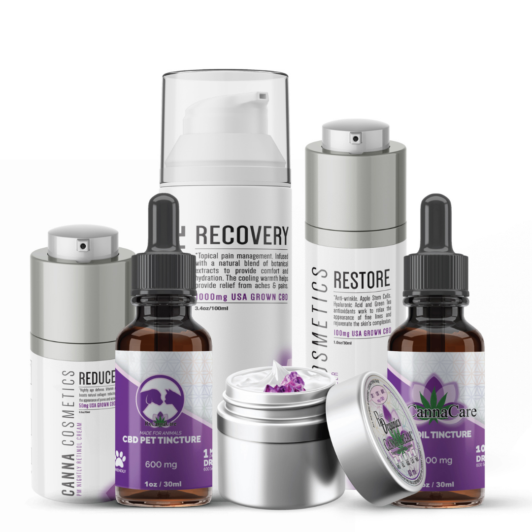 The 5 best CBD products